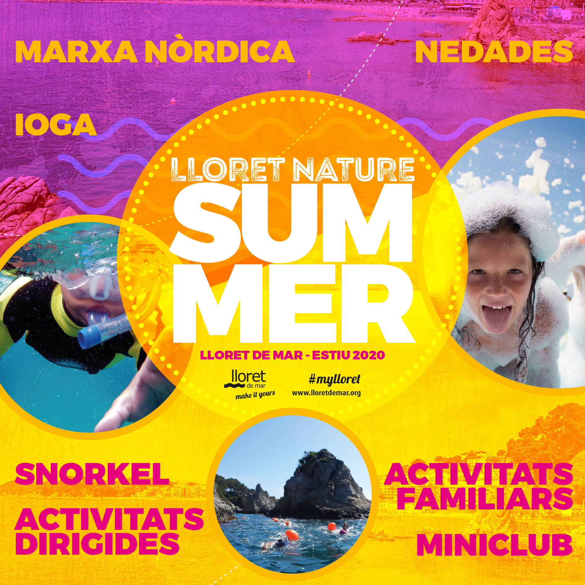 Banners Lloret Nature SUMMER 2020