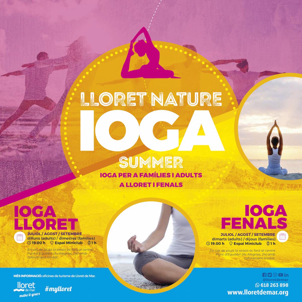 lloret nature summer monogràfics - IOGA